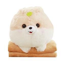 NAS AOSTAR 2 in 1 Pillow Blanket Plush Stuffed Animal Toys T