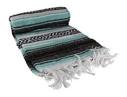#11 New 6 Pack Mexican Falsa Throw Blankets Yoga Mexico Sera