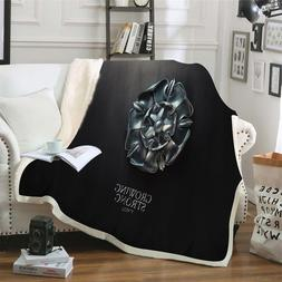 150x200cm Game of Thrones <font><b>Blanket</b></font> Childr