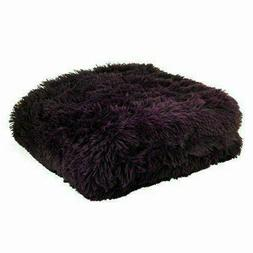 "Berkshire 280GSM Fluffie Throw blanket 50""x60"""