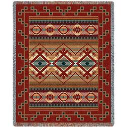 Pure Country Weavers - Las Cruces Southwest Geometric Woven