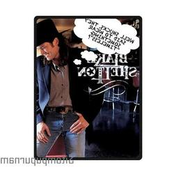 Blake Shelton American Singer Songwriter Soft Fleece Throw B