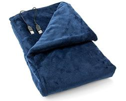 Convenient Gadgets & Gifts USB Heated Shawl and Lap Blanket