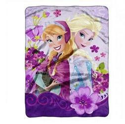 "Disney's Frozen, ""Celebrate Love"" Micro Raschel Throw Blanke"