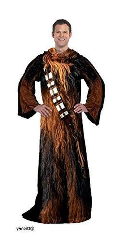"Disney's Star Wars, ""Being Chewie"" Adult Comfy Throw Blanket"