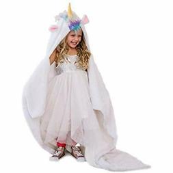 JaceyLane - Unicorn Blanket | Comfortable Soft Mink Fabric B