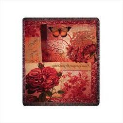 Manual Woodworkers & Weavers Spring Blooms Verse Tapestry Co