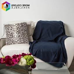 New 50 x 60 Soft Warm Cozy Fleece Throw Blanket Fleece ALL C