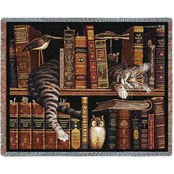 Pure Country Weavers - Frederick The Literate Woven Tapestry