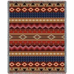 Pure Country Weavers - Yuma Southwest Geometric Woven Tapest