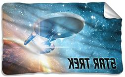 Star Trek - Final Frontier Fleece Blanket 57 x 35in
