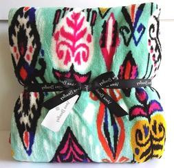 Vera Bradley Throw Blanket Model 12408-K02 Pueblo BRAND NEW