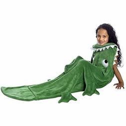 """Alligator Kids' Plush Throw Blanket Home """" Kitchen"""
