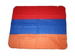 AES Armenia Armenian 50x60 Polar Fleece Blanket Throw