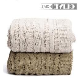 Battilo Knitted Luxury <font><b>Chenille</b></font> <font><b