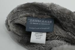 Berkshire Blanket Genuine Serasoft  Throw Blanket in Grey