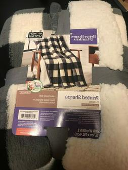 Better Homes & Gardens Throw Blanket