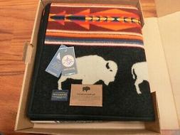Pendleton Big Medicine Jacquard Blanket Robe 64x80 Made in U