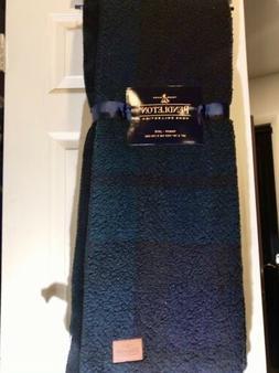 pendleton blanket throw 50x70 new tartan plaid sherpa