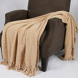 boon knitted tweed throw couch