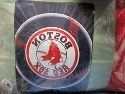 """Boston Redsox 60"""" X 80"""" Tailgater Throw Blanket by The North"""
