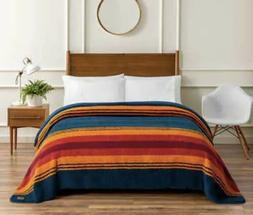 BRAND NEW SUPER SOFT Grand Canyon Pendleton Queen Size Sherp