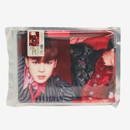 BTS Mini Throw Blanket Kpop Music Fans Korean Boy Band Singe