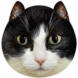"Cat Throws Face Fleece Blanket  Home "" Kitchen"