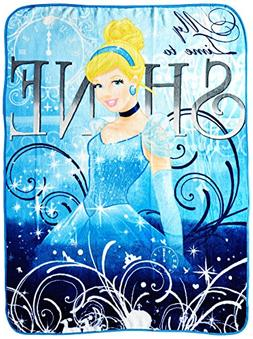 Cinderella - My Time To Shine M 46 X 60 Micro Raschel Grunge