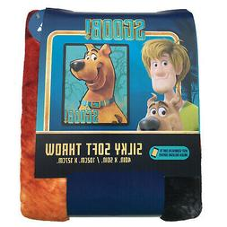 New Classic Scooby Doo By-Doo Super Soft Micro Raschel Large