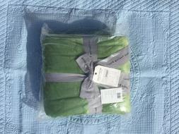 """Berkshire Blanket Co. Velvetloft Throw - 60X70"""" Grinch Gre"""