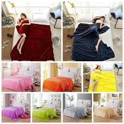 Coral Blankets Multi-color Large Blanket Throw for Soft Bed