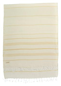 Bersuse 100% Cotton - Anatolia XL Throw Blanket Turkish Towe