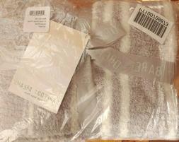 "Barefoot Dreams Cozy Chic Multi Stripe Throw Blanket 45"" x 6"