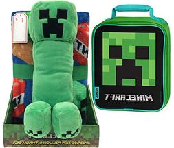 Creep Minecraft Plush Character Adventure Kit Creeper + 8-bi