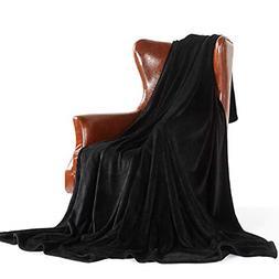 MERRYLIFE MerrylifeDecorative Throw Blanket Ultra-Plush Comf