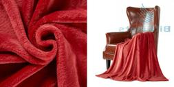 "MERRYLIFE Decorative Throw Blanket Ultra-Plush, 50""60"", Amer"