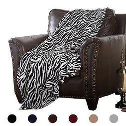 MERRYLIFE Decorative Throw Blanket Ultra-Plush Comfort | Sof