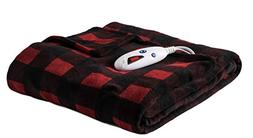Biddeford Electric Throw, Ultra Soft Micro Plush and EXTRA L