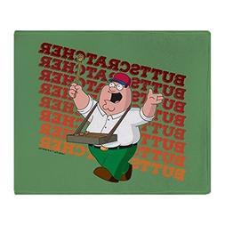 CafePress Family Guy Buttscratcher Full Bleed Soft Fleece Th