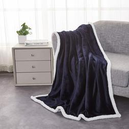 Faux Fur Throw Blanket Super Soft Fuzzy Light Weight Luxurio