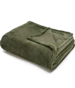Flannel Fleece Luxury Throw Blanket Lightweight Super Soft,