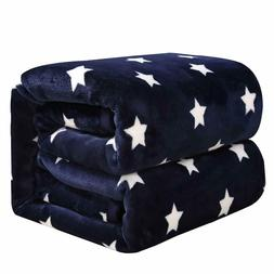Fleece Blanket, Soft Microfiber Flannel Blanket, Fleece Thro