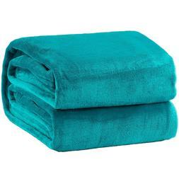 Bedsure Fleece Blanket Twin Size Lightweight Throw Blanket S