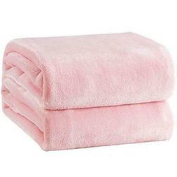 Fleece Blanket W/ Microfiber Polyester Fabric 240 GSM Twin T