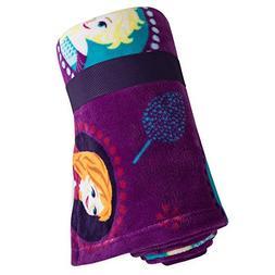 Disney Frozen Fleece Throw - Elsa & Anna