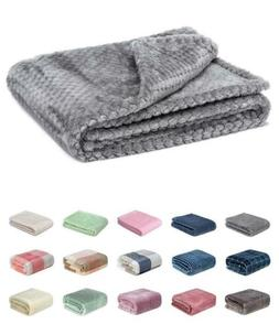 Fuzzy Blanket or Fluffy Blanket for Baby Girl or boy, Soft W