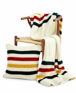 Pendleton Glacier Knit Throw Bedding