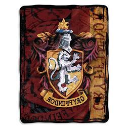 New Harry Potter Battle Flag Gryffindor Super Soft Large Thr