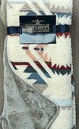 "Pendleton Home Collection Sherpa Aztec 50"" x 70"" Southwest T"